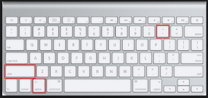 длинное тире в Mac OS