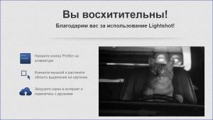 Lightshot для скриншотов