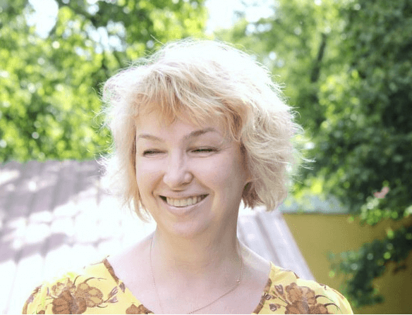 Гелией Харитоновой