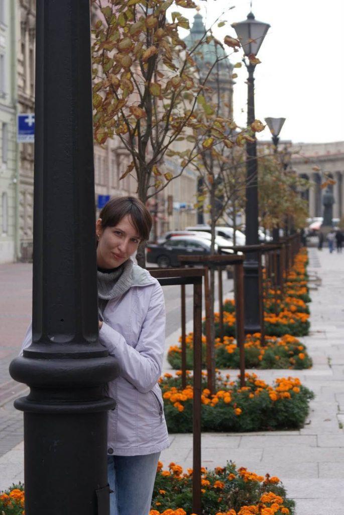Екатерина Степанова интервью
