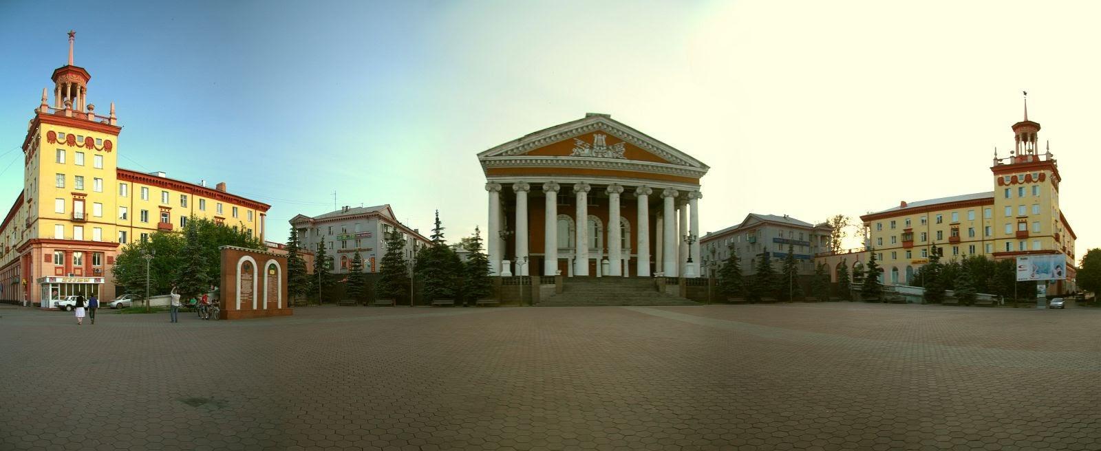 достопримечательности Прокопьевска