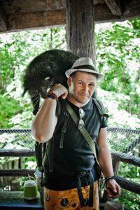 Олег Рудин путешествия