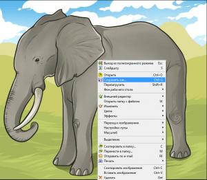 файлы в графическом редакторе