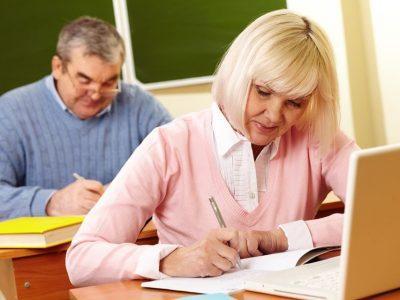 Пенсионный возраст обучение