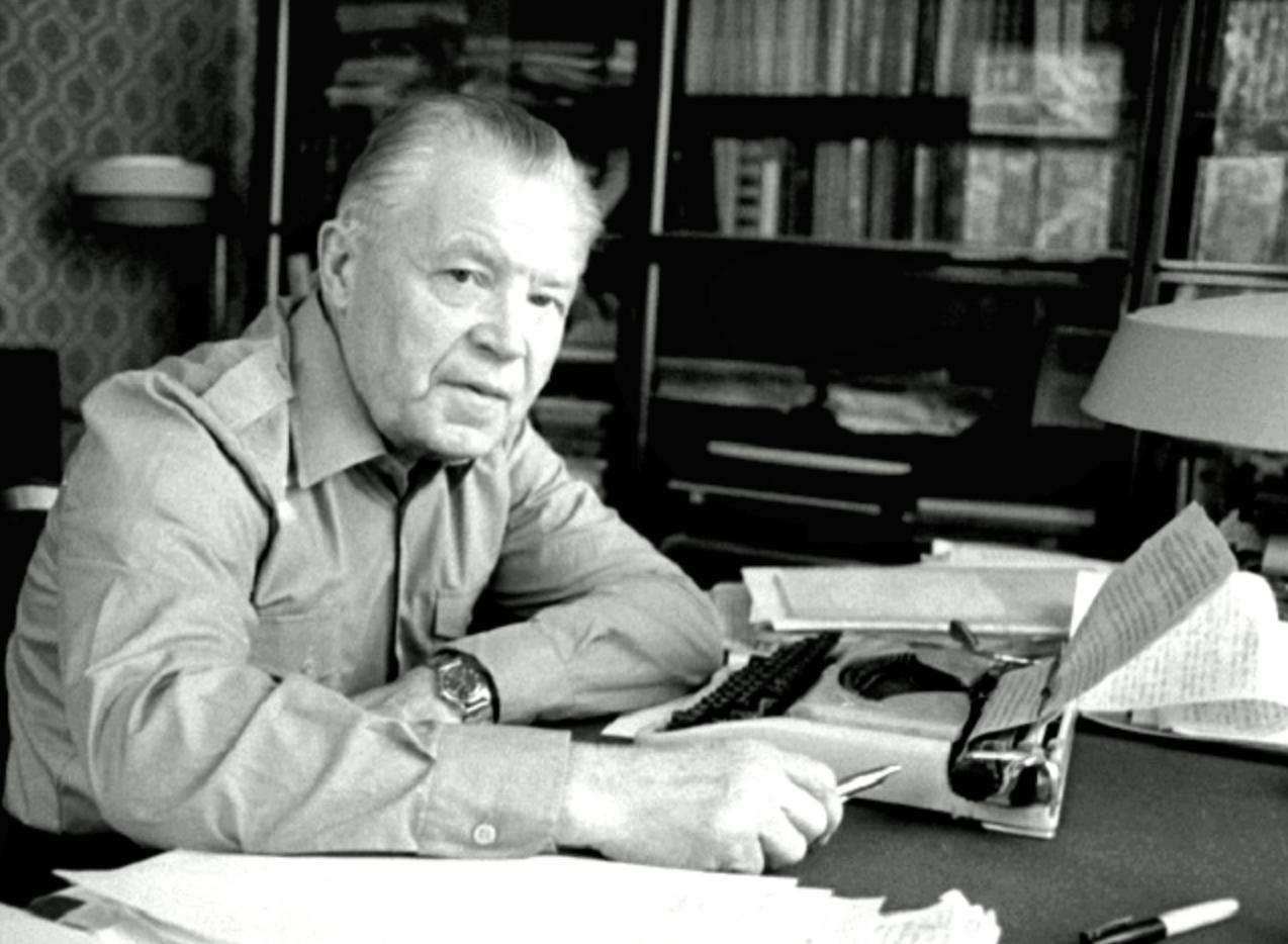 Сергей Залыгин советский писатель