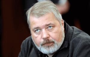 Главный редактор «Новой газеты»